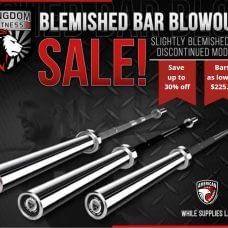 KF Blem Bar Blowout